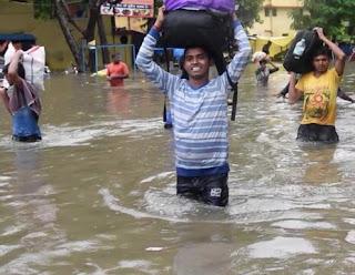 معنى حلم الفيضان,تفسير حلم فيضان الماء في البيت