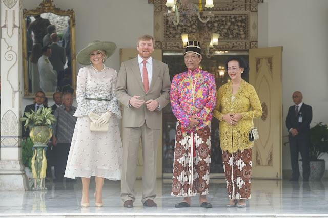 Dulu Ikut Ibunya Ke Yogyakarta, Raja Belanda Berkunjung untuk Kedua Kali dengan Kondisi yang Sudah Berbeda