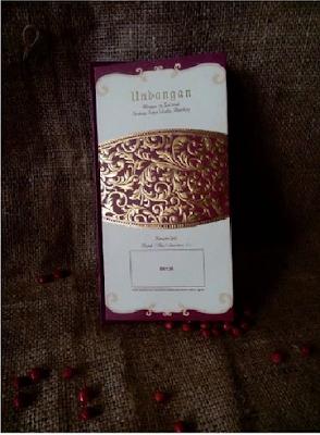 cetak pesan harga undangan pernikahan erba Hard cover HC 88136 terbaru 2016 di bekasi jakarta maluku