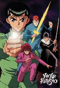 Yu Yu Hakusho Temporada 1