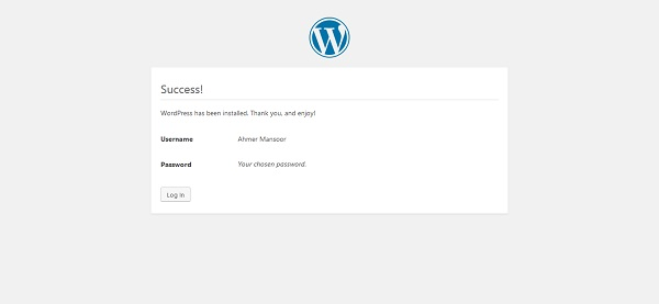 06-wordpress-5-installer-success
