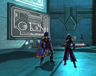 Doctor Moongem meets Huntress
