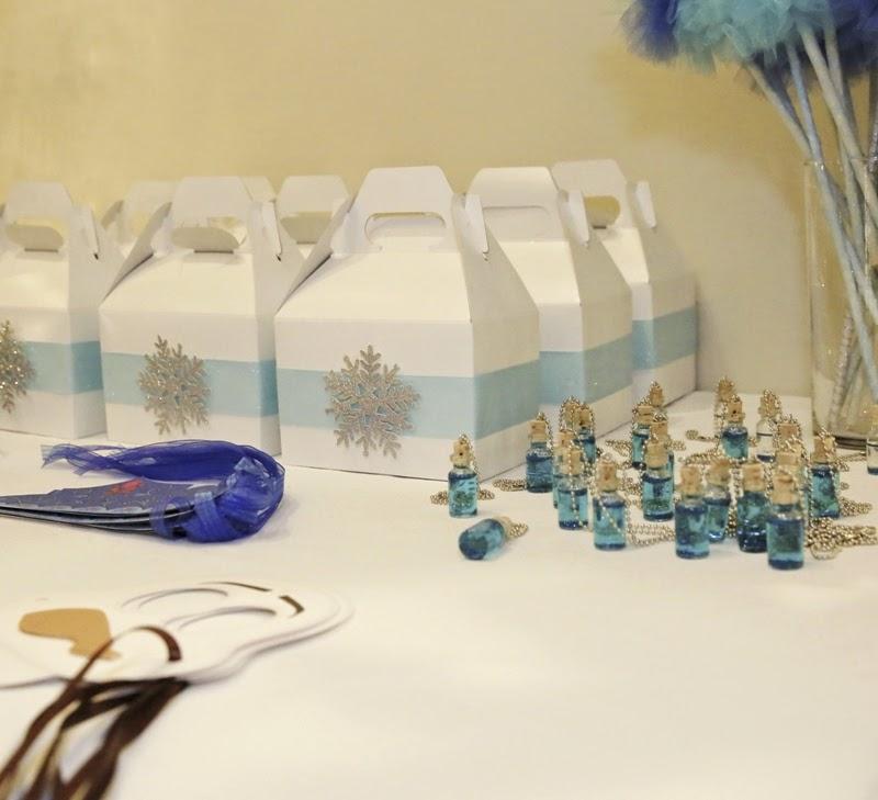 Fête d'Anniversaire La Reine des Neiges | BirdsParty.fr