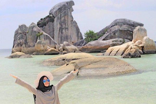 Indahnya Pulau Belitung