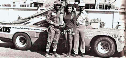 Midwest Racing Archives 1972 Iowa Driver Wins Kansas