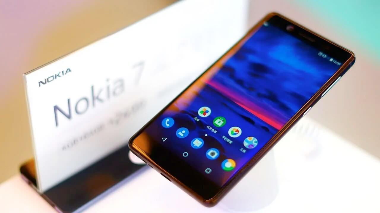 Nokia 7 plus price and highlights