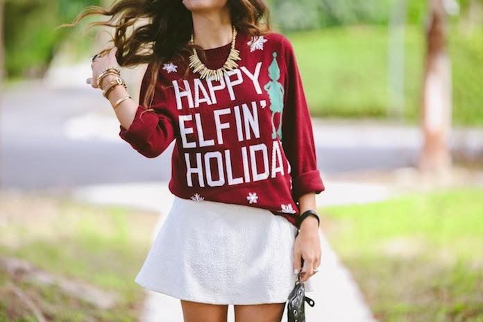 Thanksgiving Happy Elfin Holiday Nany S Klozet