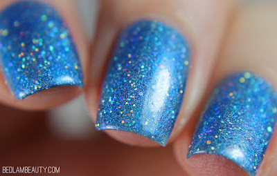 Literary Lacquers Curiouser & Curiouser | Alice in Lacquerland Collection