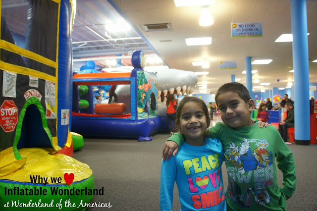 Why we love Inflatable Wonderland and their new location in Wonderland of the Americas - San Antonio, Texas