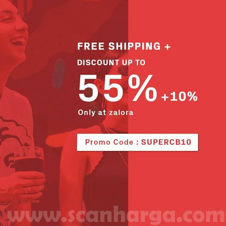 Tracce Promo 12.12 – Free Shipping + Discount Up to 55% + 10% only at Zalora