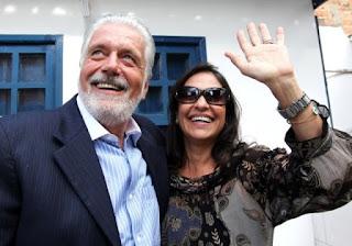 Fátima e Jaques Wagner