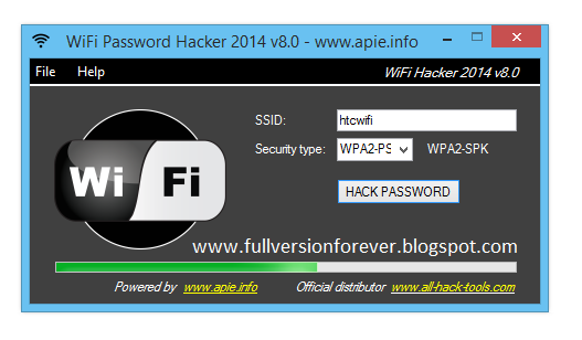 wifi hack crack software free download