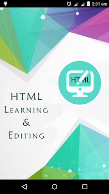 HTML Code Play -  HTML Editor Android app