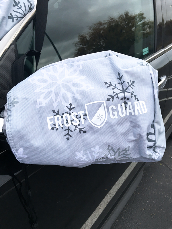 FrostGuard side view mirror