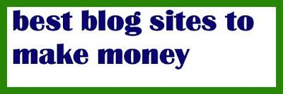 best blog sites to make money
