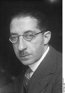 Bernhard Weiss, Préfet de Police de Berlin - Annees 1920-1930
