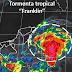 Alerta en el Caribe por la tormenta #Franklin, que podría alcanzar la intensidad de huracán