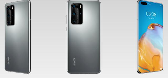 Huawei P40 Pro : Smartphone Belasan Juta yang Dirilis Saat Pandemi Corona