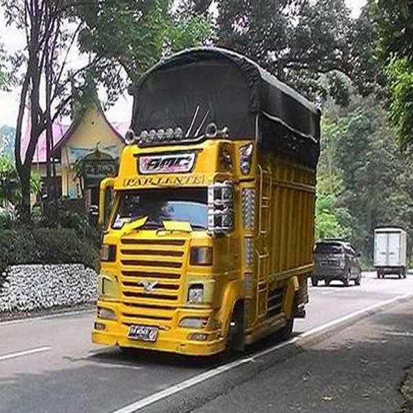 Modifikasi truk canter banyuwangi jepara jawa timur lampung mekar