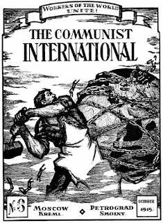 Comintern logo