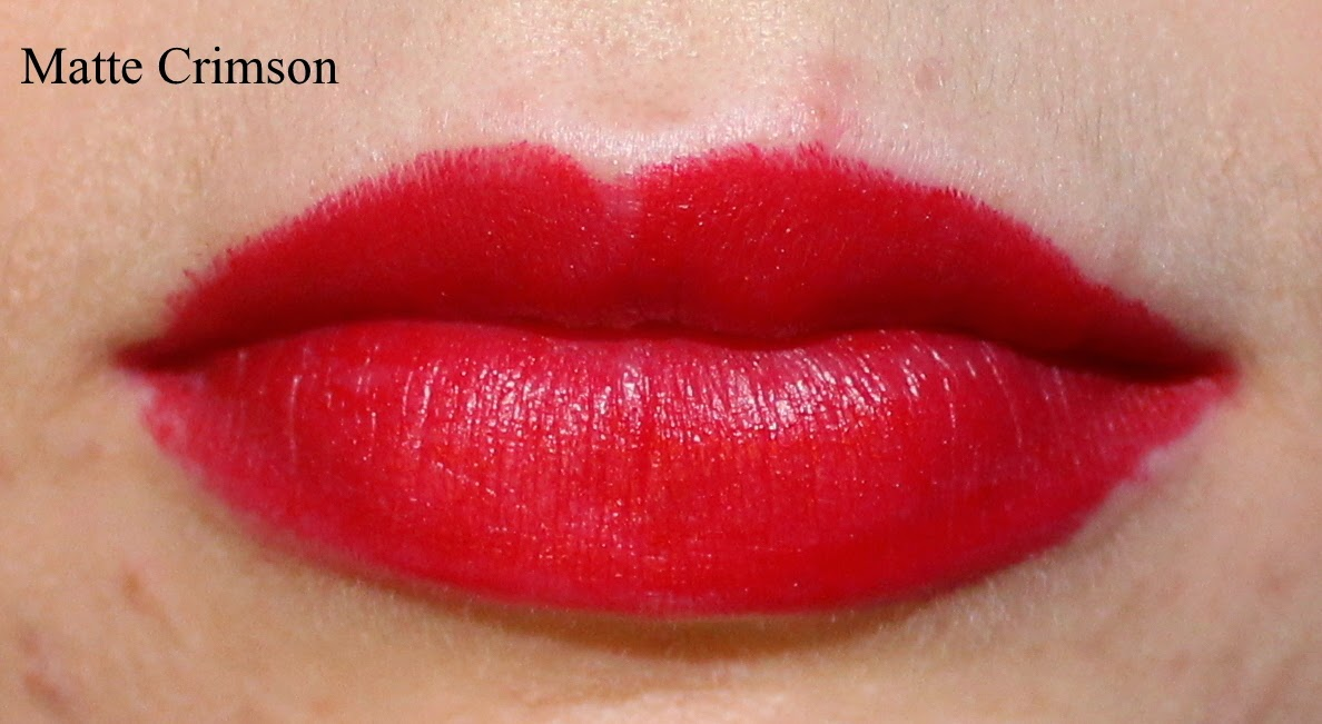 Clinique Long Last Soft Matte Lipstick Crimson