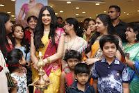 Actress Adah Sharma Launches Saree Niketan Showroom  0002.jpg