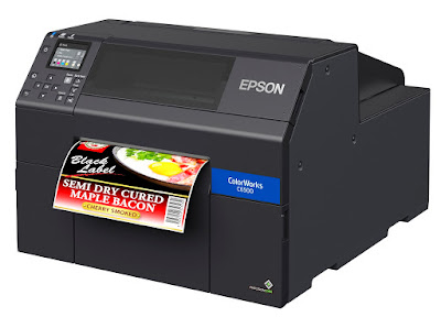 C6500 Color Label Printer