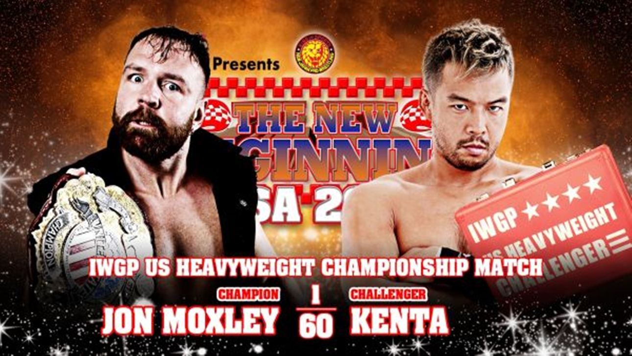 Cobertura: NJPW The New Beginning in USA 2021 – Day 2 – Terra de Moxley!