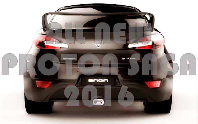 Proton Saga Baru 2016 (Replacement Model)