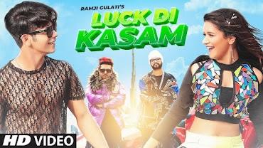 Luck Di Kasam Lyrics - Ramji Gulati   Vikram Nagi