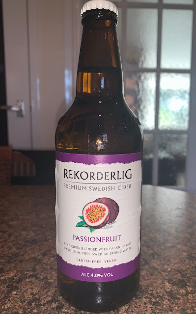 Rekorderlig Passionfruit Cider
