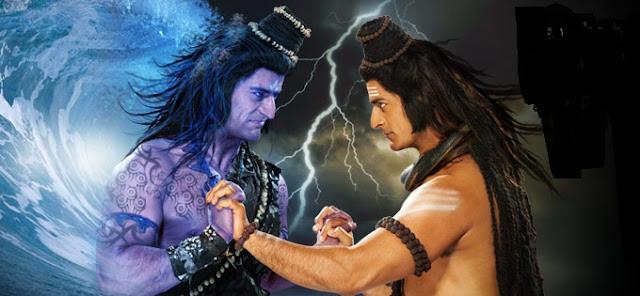 Who is Jalandhar Antimatter Form of Shiva ?