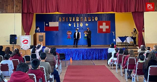 Aniversario Escuela Suiza