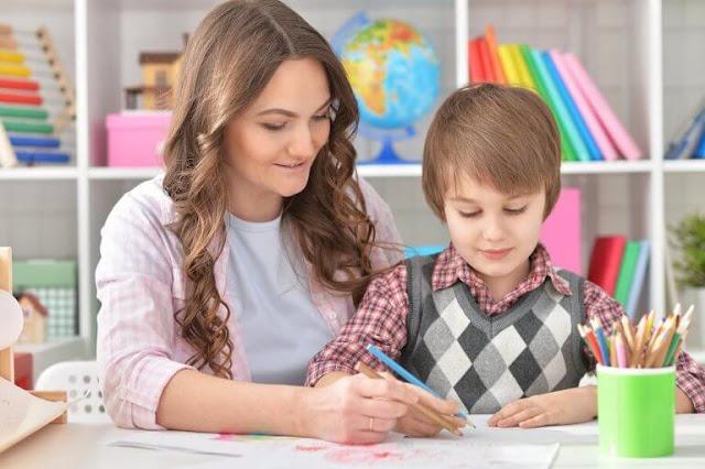 maman-enfant-ecrire