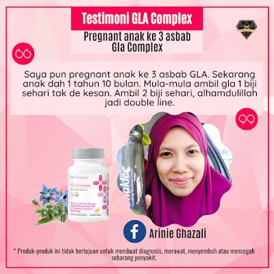 GLA Complex Shaklee Teman Baik Wanita