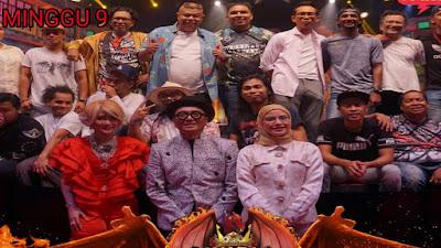 Live Streaming Maharaja Lawak Mega 2019 Minggu 9