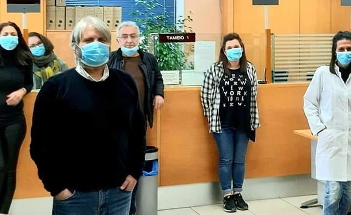 ΣΥΕΤΕ: Το ΤΥΠΕΤ σε θέση μάχης απέναντι στη νόσο Covid-19