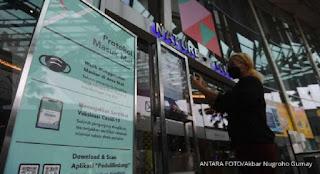 Vaksin dan Tes PCR Jadi Syarat Masuk Mal, Begini Penjelasan Menteri Perdagangan