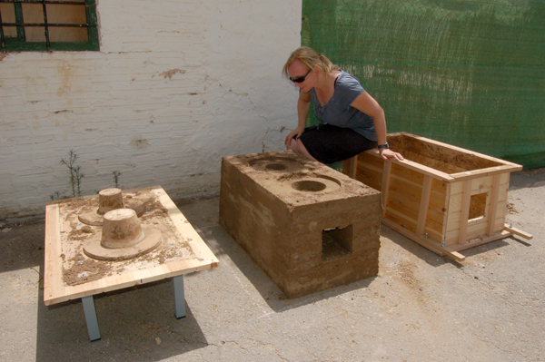 Bhd Research Notes Rammed Earth Stove Test