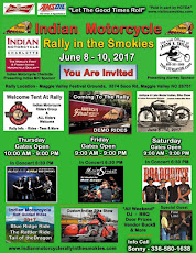 Indian Rally In The Smokies