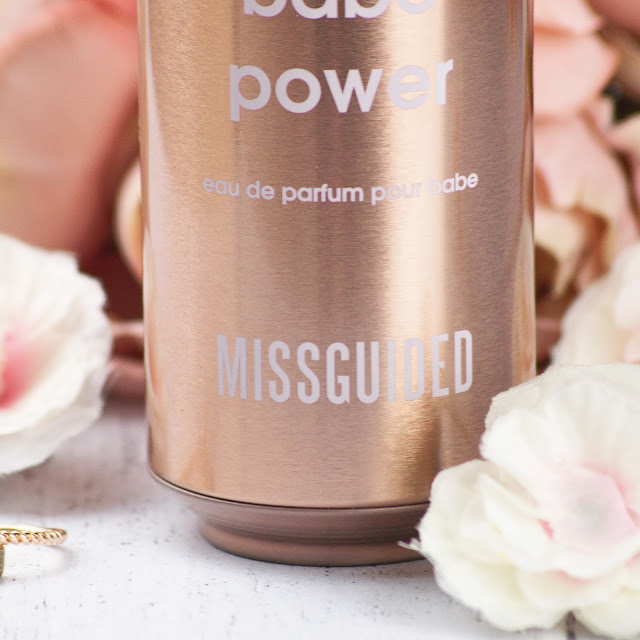 Missguided Babe Power Perfume Review, Lovelaughslipstick Blog
