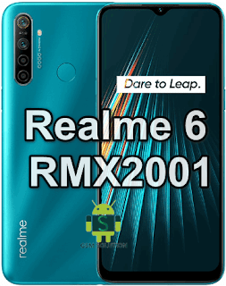 Realme 6 RMX2001 Offical Firmware Stock RomFlash file Download
