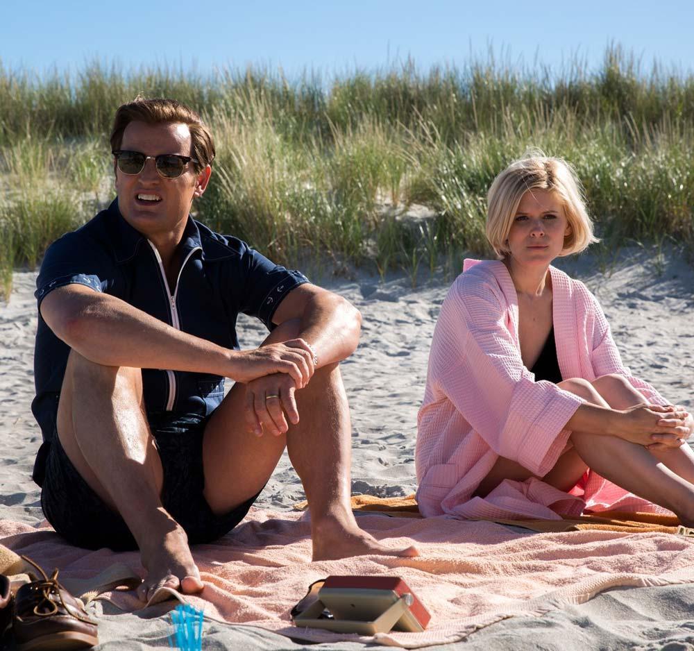 """EL ESCÁNDALO TED KENNEDY (""""Chappaquiddick"""") - Jason Clarke y Kate Mara"""