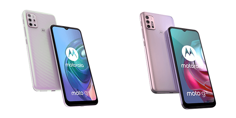 Motorola launches Moto G10 and Moto G30 budget phones with big screens and quad-cams