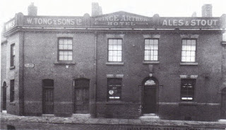 Prince  Arthur Hotel St John Street Bolton