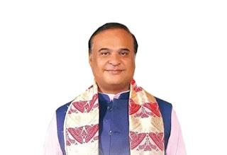 असम के मुख्यमंत्री डॉ हिमंत बिस्वा सरमा