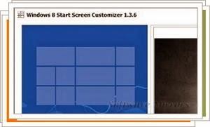 Windows 8 Start Screen Customizer 1.4.10 Beta Download