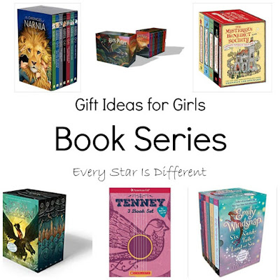 Gift Ideas for Girls: Books