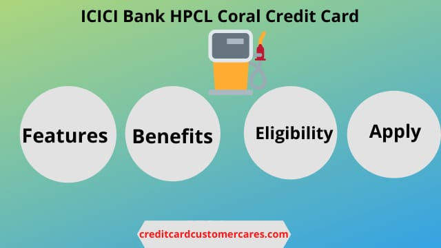 ICICI Bank HPCL Coral Credit Card