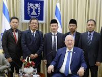 Berkunjung dan Temui Presiden Israel, Pimpinan MUI Istibsyaroh Akan Segera 'Disidang'